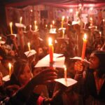 Candle March, Candle Class, Civil Society Protest, Political hooliganism, Protest against government, Track2Media Research