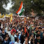 Crowd, Protest, India Against Corruption, Arvind Kejriwal, Holier than thou politics, Lokpal, Narendra Modi, BJP, Congress, Track2Media Research