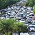 Traffic Mess, Delhi Odd Even Car Pool, Arvind Kejriwal, Change.org, AAP, Pollution, Track2Media Research