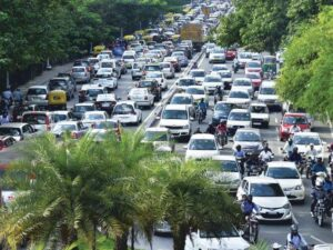 Traffic Mess, Delhi Odd Even Car Pool, Arvind Kejriwal, Change.org, AAP, Pollution, Track2Media Research